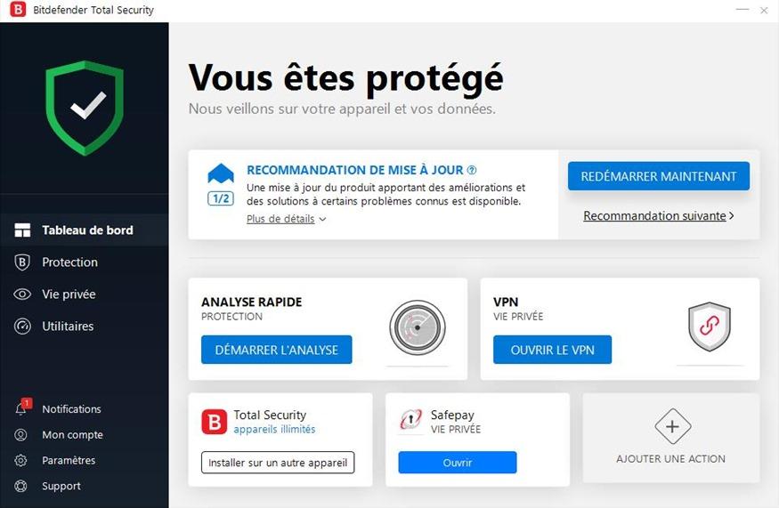 Bitdefender Antivirus Plus 2020