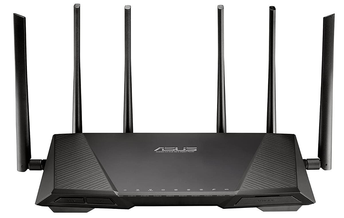 Routeur Wi-fi Gigabit tribande ASUS RT-AC3200
