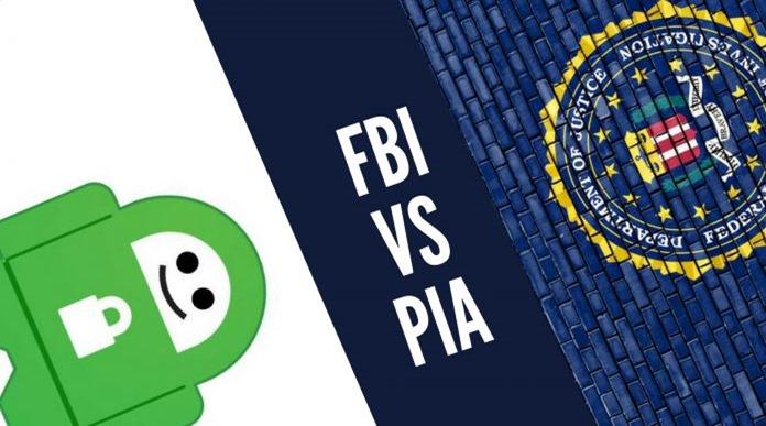 Private Internet Access contre le FBI