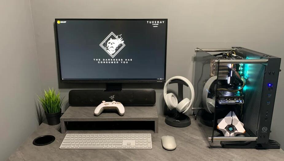 Ecran pour la Xbox Series X