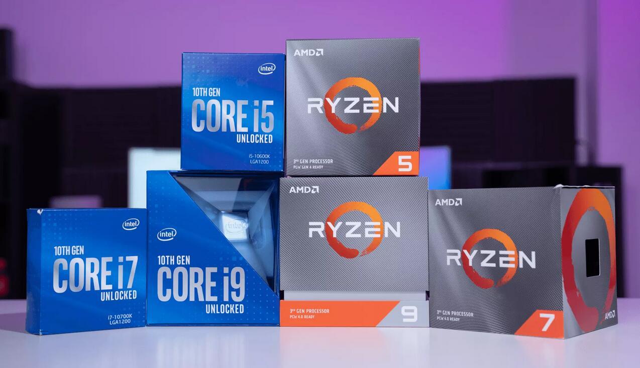 Processeurs compatibles