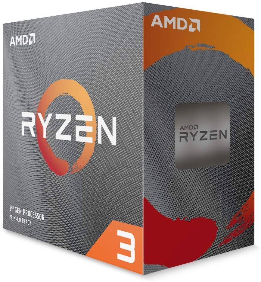 AMD Ryzen 3 3100 4-Core