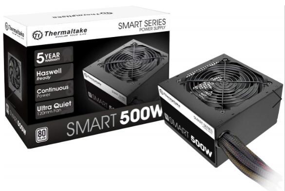 Thermaltake Smart 500W 80+