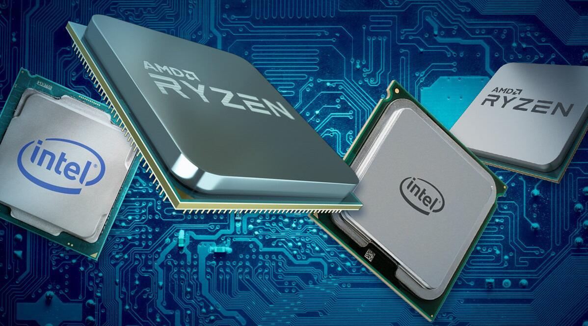 AMD et Intel