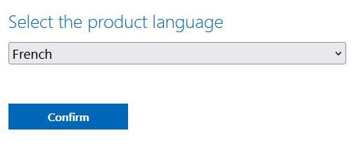 télécharger le fichier ISO Windows 11