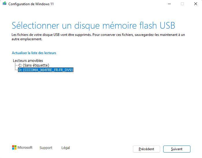 Télécharger Windows 11